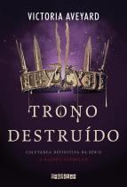 Livro - Trono destruído -