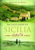 Livro - Um certo verão na Sicília -