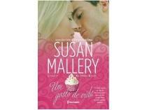 Livro Um Gosto de Vida - Susan Mallery