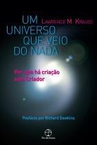 Livro - Um universo que veio do nada -