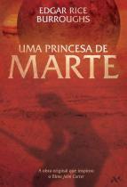 Livro - Uma Princesa de Marte -