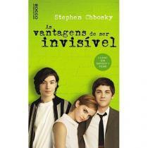 Livro - Vantagens de ser invisivel, as - Rocco