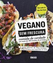 Livro - Vegano sem frescura -