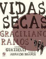 Livro - Vidas secas: Graphic Novel -