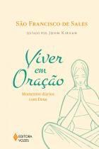 Livro - Viver em oração -