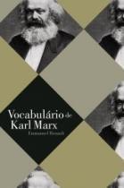Livro - Vocabulário de Karl Marx -