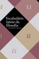 Livro - Vocabulário latino da filosofia -