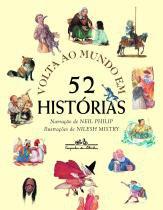 Livro - Volta ao mundo em 52 histórias -