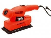 Lixadeira Black&Decker CD450 Obital Elétrica - 135W Coletor de Pó