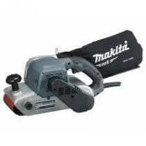 Lixadeira de cinta makita completa com coletor e apoio profissional 940w m9400g 220v - Makita