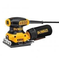 Lixadeira Orbital 1/4 de Folha 0225 Watts DWE6411 DeWalt -