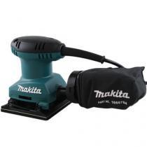 Lixadeira Orbital Elétrica 180 watts - BO4557 - 220v - Makita