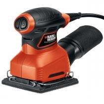Lixadeira Orbital Rolamentada QS800 Black And Decker - 110 Volts - Black And Decker