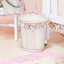 Lixeira Plástica Florence  Batistela Baby - Batistela