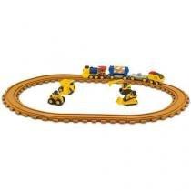 Locomotiva caterpillar cat preschool express train dtc 3646 - Dtc