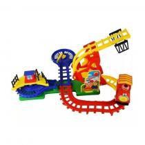 Locomotiva divertida - fenix -