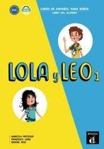 Lola y leo 1 - libro del alumno a1.1 - Difusion  macmillan