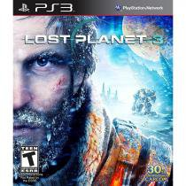 Lost planet 3 - ps3 - Sony