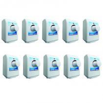 Lote dimmer p/ liquidificadores 10 peças 600 1200w bivolt - Stc eletrônica