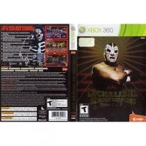 Lucha libre aaa: heroes del ring - xbox 360 - Microsoft
