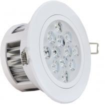 Luminária Downlight SPOT Hitec H2-12W 6000K Branca Quente - Hitec