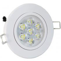 Luminária Downlight SPOT Hitec H2-7Y 3000K Branca Quente - Hitec