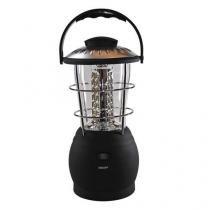 Luminária Lampião 36 Leds Alimentação a Pilha - EL957 - Western