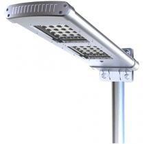 Luminária Solar LED Luz Branca  - Ecoforce 15543