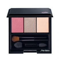 Luminizing Satin Eye Color Trio Shiseido - Paleta de Sombras - RD711 - Pink Sands - Shiseido