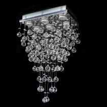 Lustre cristal fukuoka retangular 36x23x55cm - jp-fukuoka-36 - Hunter
