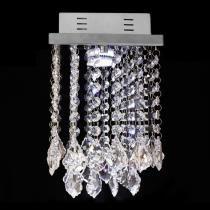 Lustre cristal quadrado 17x17x23cm - jp-kobe2-17 - Hunter
