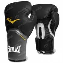 Luva Boxe Everlast pro Style Elite Training 16 Oz Preta - 05c8127eb7eef