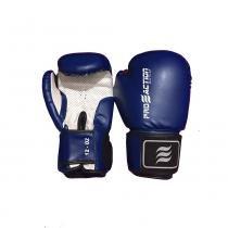 f203bf2b8 Luva de Box e Muay Thai Profissional Proaction - 12oz Azul -
