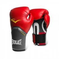 Luva de Boxe Everlast Pro Style 16Oz Vermelha - Everlast