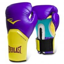 Luva de Boxe Everlast Pro Style Elite Training 14 Oz -