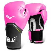 Luva de Boxe Everlast Pro Style Elite Training 8 Oz -