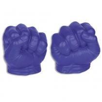 Luva de Boxe Infantil Turma da Pesada Azul BX-778 - Fênix - Fênix
