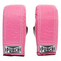 Luva De Boxe Punch - Adulto - ROSA - UN - Punch