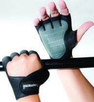 Luva de Musculação Fitness Gel - Prottector -