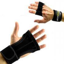 Luva Hand Grip para Treino Proaction - Dumbbellblack