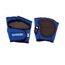 Luva Para Musculação G Training Glove Azul Speedo - Speedo
