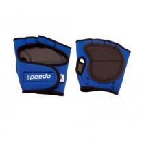 Luva Para Musculação M Training Glove Azul Speedo -