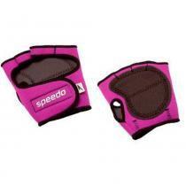 Luva Para Musculação P Training Glove Pink Speedo - Speedo