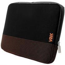 "Luva Para Tablet e Ipad 10"" TIBIDABO VAX-2009 - Preto/Laranja -"