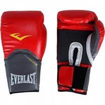 Luva para Treino Everlast Pro Style Vermelha 12Oz 2112 - Everlast