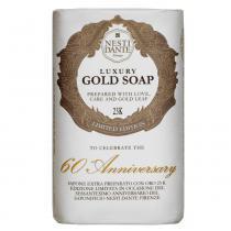 Luxury Gold Soap 60 Aniversary Nesti Dante - Sabonete em Barra - 250g - Nesti Dante
