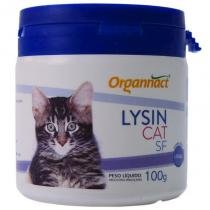 Lysin cat sf 100g organnact -