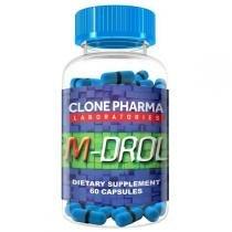 M-Drol 60 Caps - Clone Pharma -
