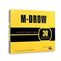 M-Drow 30 Comprimidos Intlab - Int lab