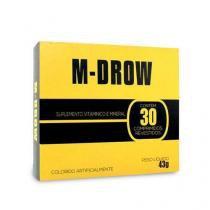 M-Drow 30 Comprimidos Revestidos - Intlab -
